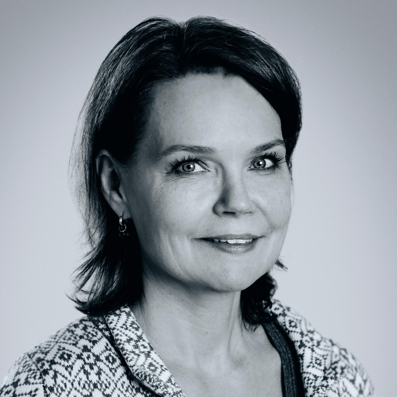 MARIE-LOUISE FJÄLLSKOG, PH.D (1964)